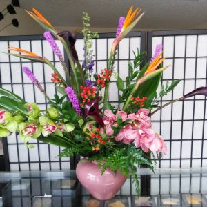 Extra Large Tropical Flowers Arrangement